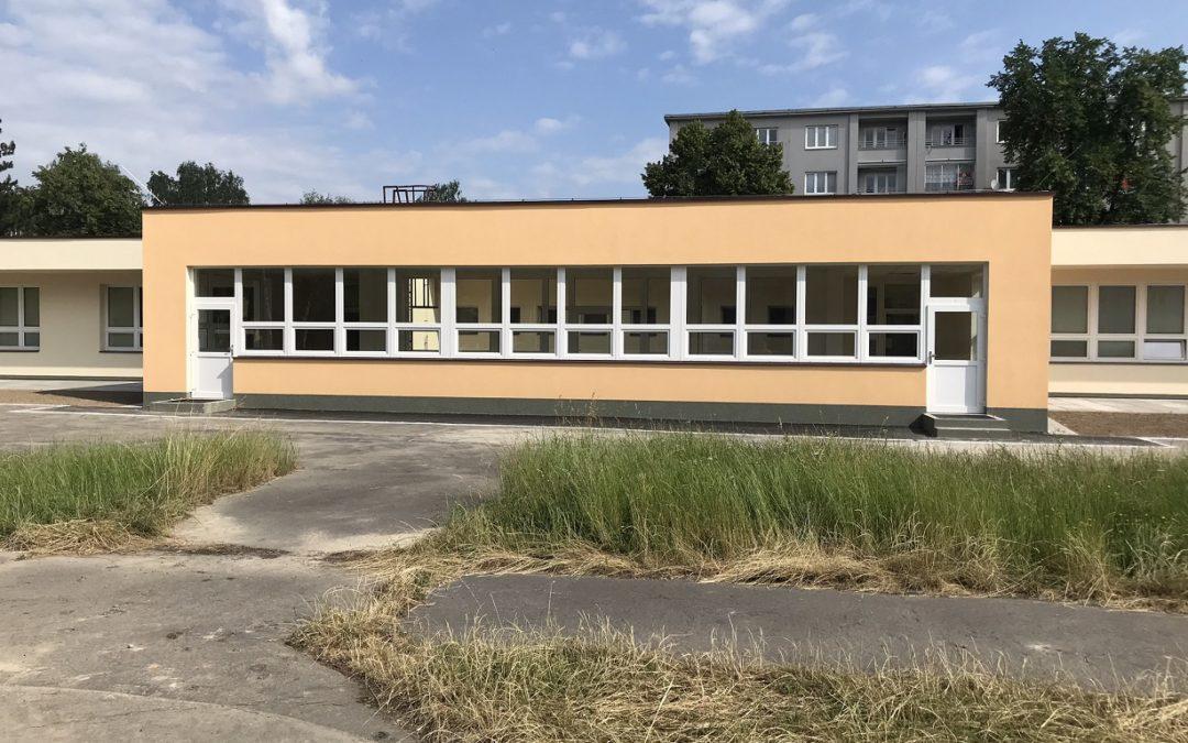 ZŠ Adamusova, Ostrava